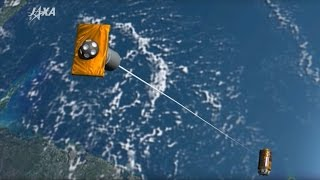 Download Japan's magnetic tether could clean up space Video