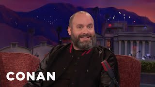 Download How Tom Segura Wound Up On A Government Watch List - CONAN on TBS Video