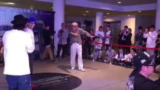 Download 80-year old man Popping!! (Viho) Video