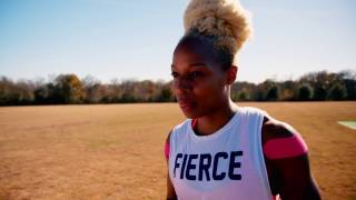 Download Olympic Gold Medalist Natasha Hastings Warms Up with TriggerPoint, Crushes Workout Video
