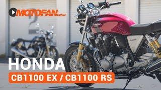 Download Honda CB1100 EX / CB1100 RS 2017- Prueba, opinión y detalles - Motofan Video