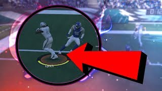 Download Madden 18 Ultimate Team :: Defender RUNS AWAY From Lynch! :: Madden 18 Ultimate Team Video