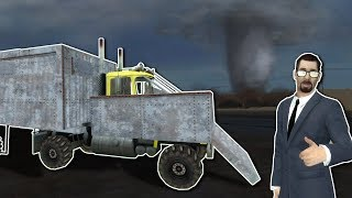 Download ANTI TORNADO SURVIVAL TRUCK!? - Garry's mod Gameplay - Gmod Tornado Survival Video