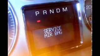 Download Reset Service airbag light fix Cadillac Escalade Video