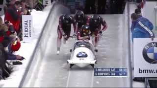 Download Kaillie Humphries and her team crashed in Winterberg Video