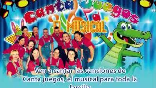 Download CANTAJUEGOS - EL MUSICAL - PRODUCCIONES & ESPECTÁCULOS TS Video