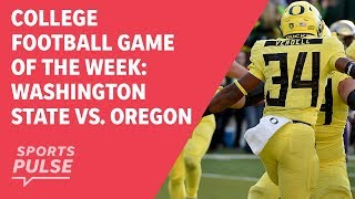 Download College football game of the week: Washington State vs. Oregon Video