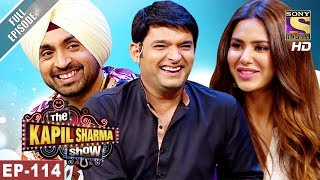 Download The Kapil Sharma Show - दी कपिल शर्मा शो - Ep-114 -Diljit and Sonam In Kapil's Show - 17th Jun, 2017 Video