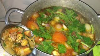 Download Asian Food, Cambodia Khmer Popular Food, Cambodian Food Home Made, Tong Yam Chicken Video