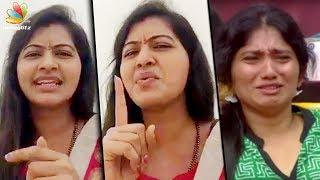Download Saravanan Meenakshi fame Rachitha slams Julie for her recent behaviour in BIGG BOSS | Crying Acting Video