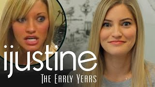 Download iJustine watches her first YouTube video from 2006 Video