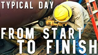 Download DAY IN THE LIFE OF A PIPELINE WELDER HELPER Video