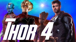 Download Thor 4 Set Up in Guardians of the Galaxy 3 or The Eternals After Avengers 4? Video
