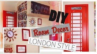 Download DIY:Room Decor London Style/Декор комнаты  Fosssaaa Video