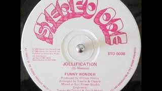 Download Funny Wonder - Jollification + Dub - 12″ Stereo One 1988 - NICENESS DIGITAL 80'S DANCEHALL Video