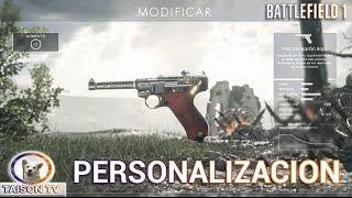 Download Battlefield 1 Personalización de armas, medallas, chapas y camuflajes Video