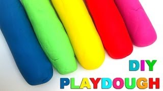 Download How to Make Playdough at home Play Doh No cooking by Lababymusica Video