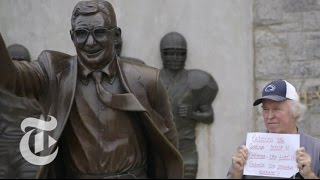 Download We Are Penn State: Standoff at Joe Paterno's Statue | Op-Docs | The New York Times Video