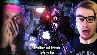 Download THE ANIMATRONICS WON'T LET US WIN.. | Fredbear and Friends: Left To Rot (Part 3) Video