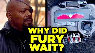 Download Avengers Captain Marvel Origin Revealed! Why Did Nick Fury Wait? Video