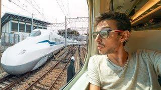 Download Uçaktan HIZLI Trene Bindim! 🚅 (450 km yol) - JAPONYA Video
