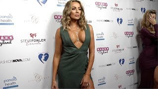 Download Amber Nichole Miller 2018 Babes in Toyland ″Support Our Troops″ Red Carpet Video