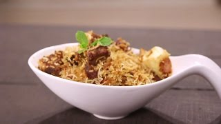 Download Bengali Style Mutton Biryani | Best Foodie Friends | Chef Anupa | Sanjeev Kapoor Khazana Video