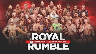 Download ″WWE 2k18 Universe Mode″ | ″The Royal Rumble″ | #54 (Royal Rumble PPV) Video