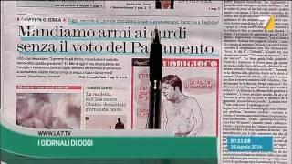 Download Omnibus - Rassegna Stampa (Puntata 20/08/2014) Video