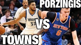 Download KAT Posts Career-High 47, Porzingis Counters with 29 in Duel l 11.30.16 Video