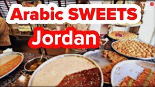 Download Arabic sweets in Amman - Jordan Video