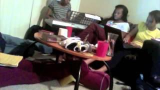 Download BLW choir practice. Video