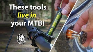 Download 5 MTB Tools that Live in your Bike Video