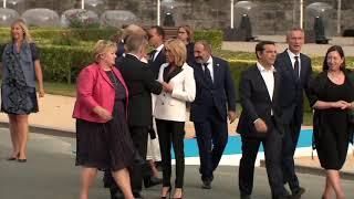 Download Jean-Claude Juncker Drunken at NATO summit 2018 Video