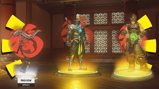 Download Overwatch - Hunting for Legendaries (Year of the Dog Loot Boxes) Video