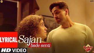 Download Lyrical: SAJAN BADE SENTI   Badhaai Ho   Ayushmann K   Sanya M  Dev N  Harjot K  Kaushik-Akash-Guddu Video