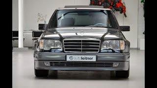 Download Mercedes Benz W124 E500 1995 Video