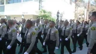 Download LASD Recruit Graduation Class No 415 Video