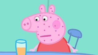Download We Love Peppa Pig - Peppa Is Not Very Well #77 Video