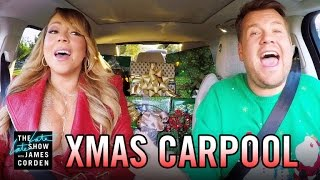 Download 'All I Want for Christmas' Carpool Karaoke Video