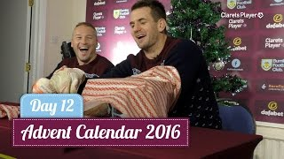 Download ADVENT DAY 12 | Robinson v Heaton - Goalkeepers' Wrapping Challenge Video