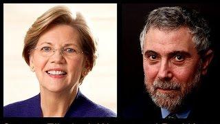 Download CUNY TV Special: Senator Elizabeth Warren and Paul Krugman in Conversation Video