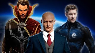 Download PROF X And The ILLUMINATI In DOCTOR STRANGE IN THE MULTIVERSE OF MADNESS Video