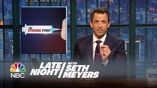 Download The Sticking Point: The Anti-Vaxxer Movement - Late Night with Seth Meyers Video