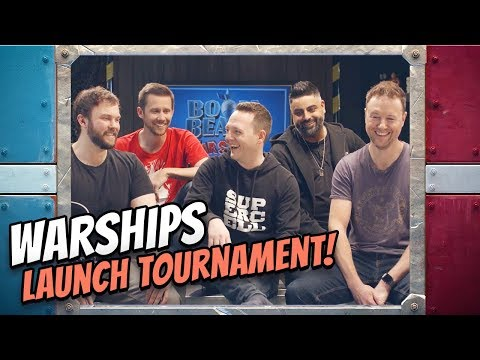 Boom Beach: Warships Launch Tournament!