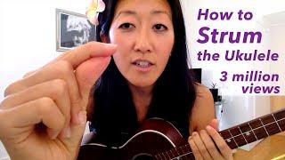 Download How To Strum the Ukulele // Beginner Uke Tutorial Video