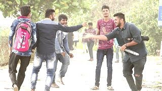 Download Selling Umbrella In Public Prank With A Twist - Baap Of Bakchod - Raj Video