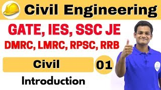Download 9 AM   Civil by Nikhil Sir   Day #01   Introduction Video