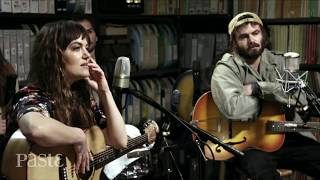 Download Angus & Julia Stone live at Paste Studio NYC Video