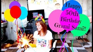 Download Surprise 50Th Birthday Party For My Mom!! Video